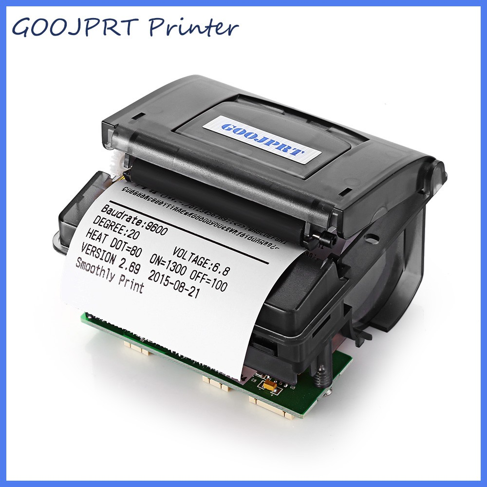 #3C# 【PRINTER】GOOJPRT QR203 58mm Mini Embedded Receipt Thermal Printer