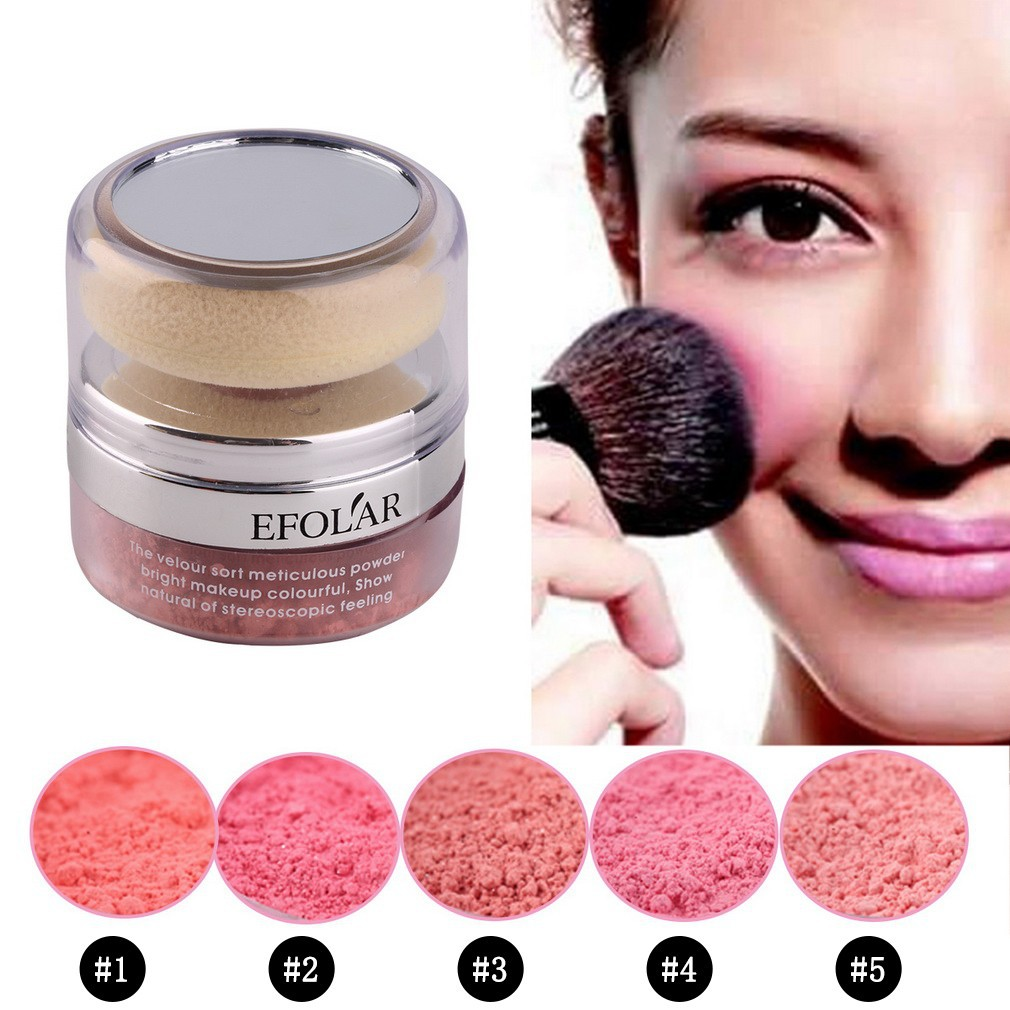 Soft Rose Blusher Shopee Malaysia Bioaqua Chic Trendy Blush On
