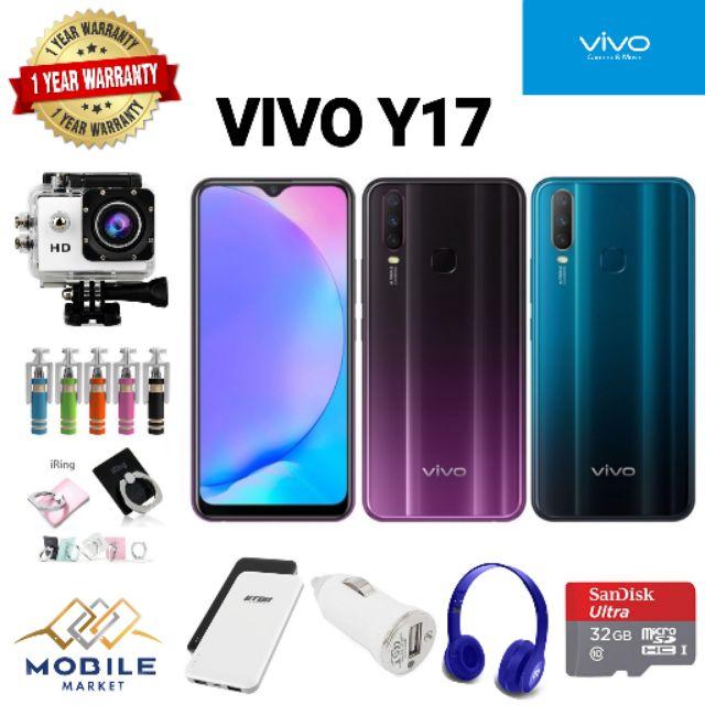 vivo Y17 Price in Malaysia & Specs | TechNave