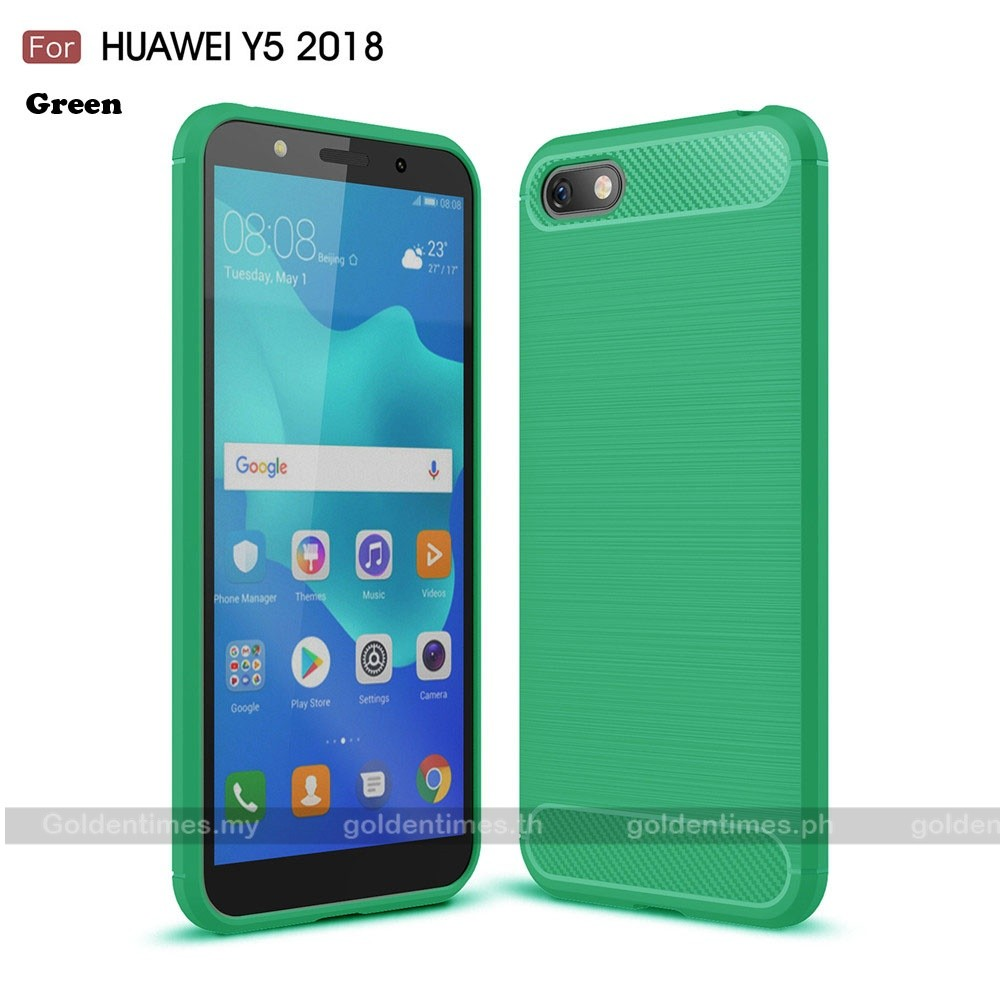 huawei y5 prime 2018 case soft silicone casing for y5 2018 carbonhuawei y5 prime 2018 case soft silicone casing for y5 2018 carbon fiber shopee malaysia