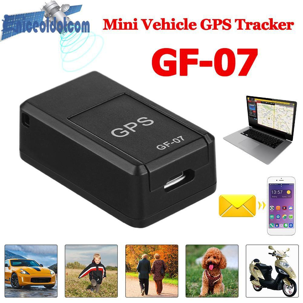 GF07 Magnetic Mini Vehicle GPS Tracker GSM GPRS Real Time Tracking Device