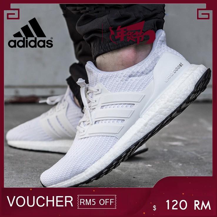6e159a914 Mospi Original Adidas UltraBOOST UB4.0 breast cancer limited pink ribbon men  and