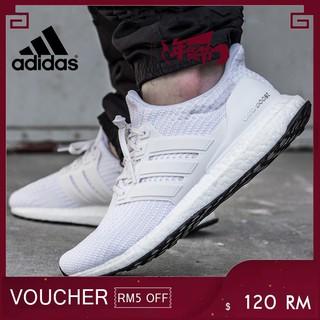 Original Adidas Ultra Boost 4.0 Men's and Women's Unisex sport running shoes