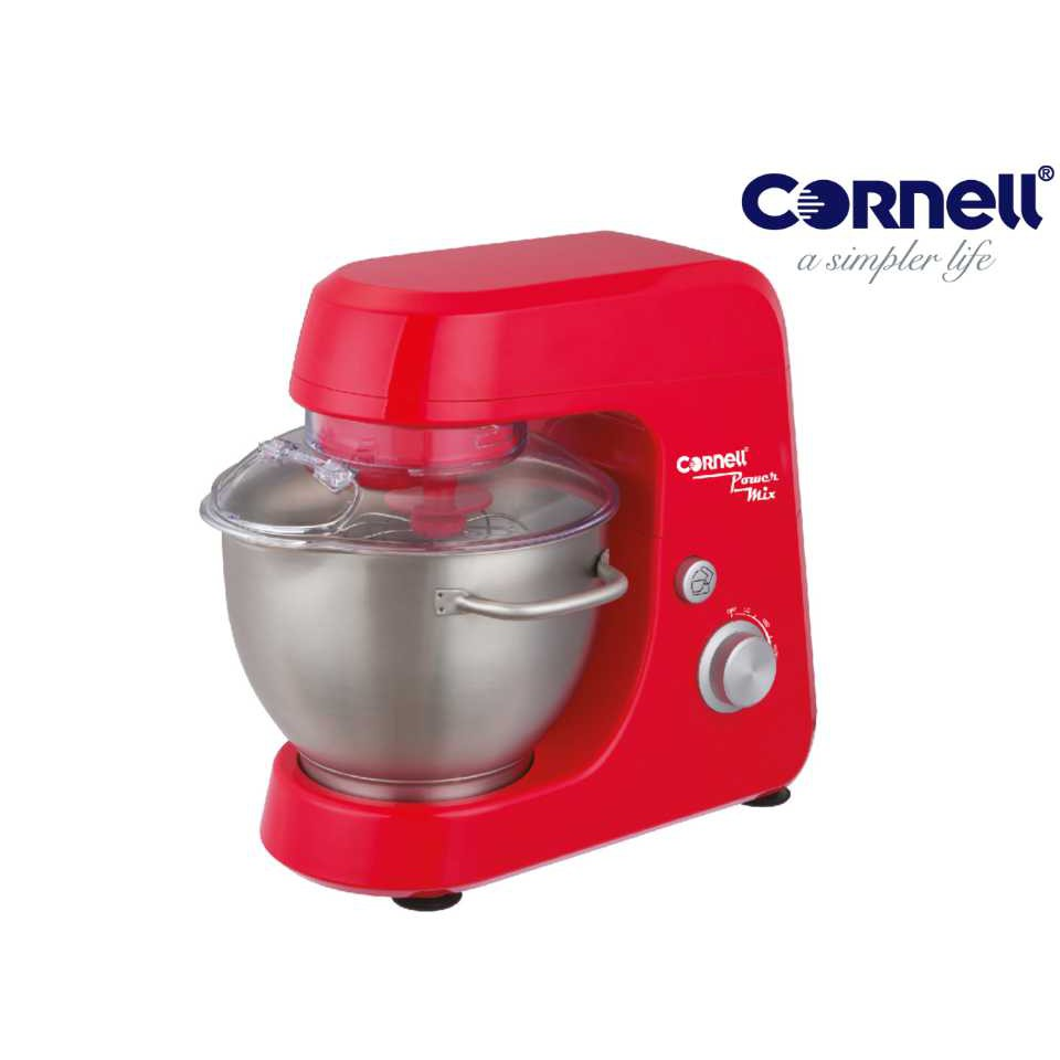 Cornell Stand Mixer with Stainless Steel Bowl (4.2L) CSM-EL688SR