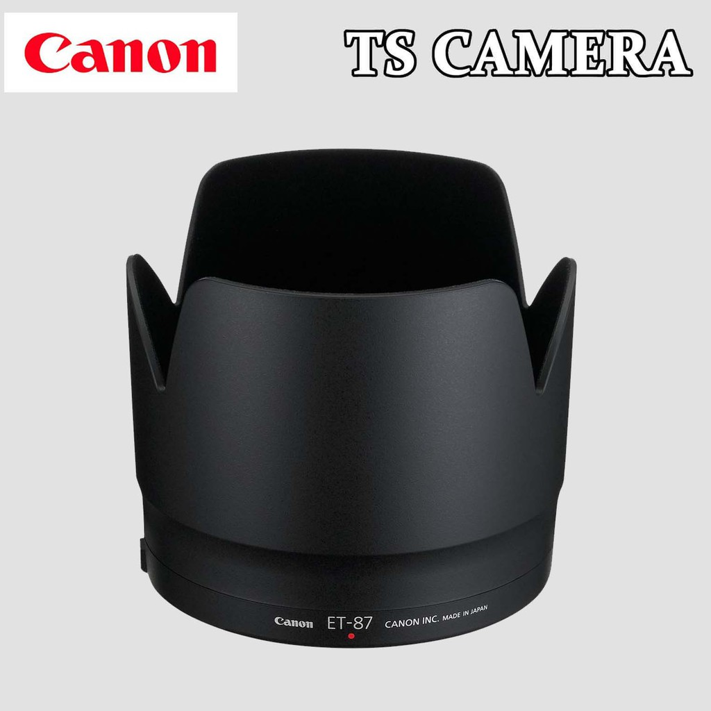 CANON ET-87 LENS HOOD EF 70-200MM F2.8L IS USM