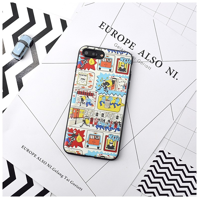 Super Mario Uncle GBA Childhood IPhone 6s Plus 7Plus X 6 8 Cover Phone Case