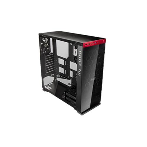 {IW-805C Black/IW-805C Red/IW-805C Gold} IN WIN 805C Mid Tower (Black/Red/Gold)