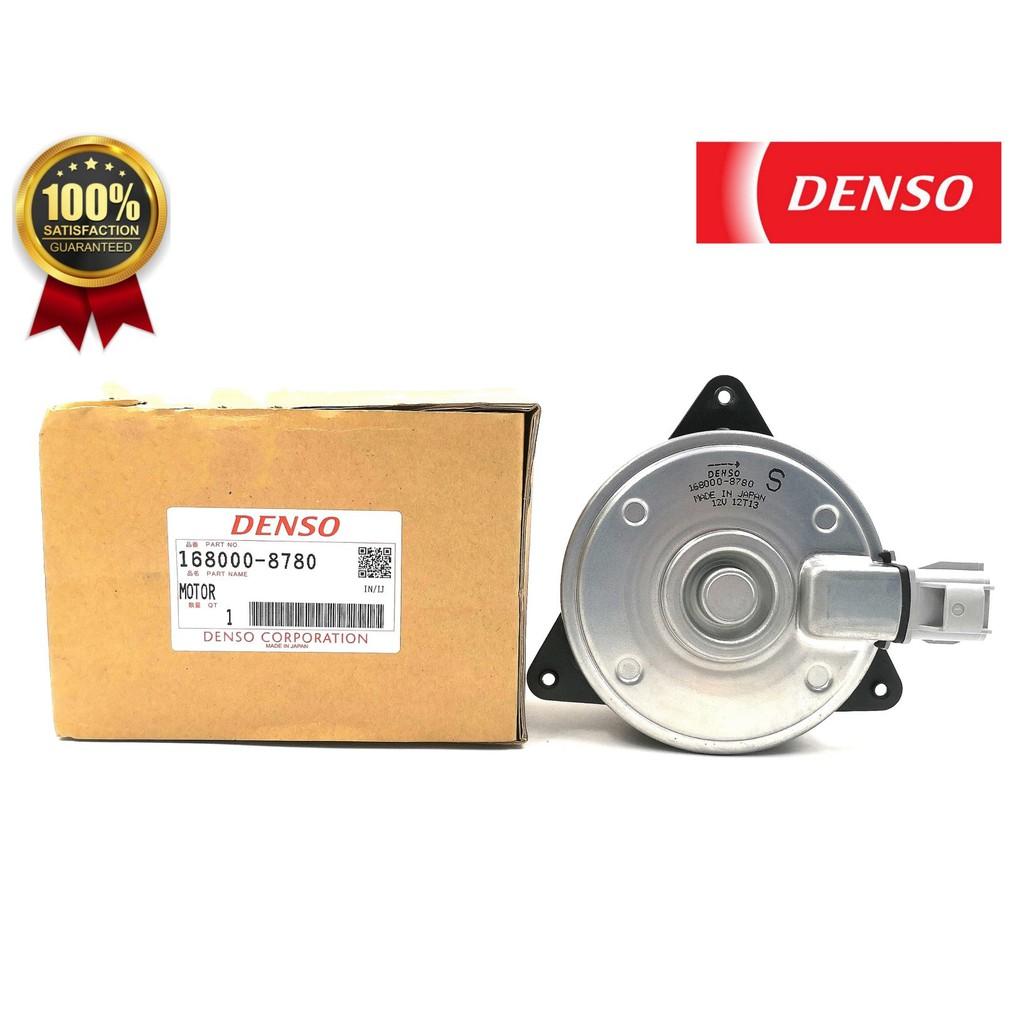MORDNDMAZ68780 - MAZDA 6 DENSO RADIATOR MOTOR ( ORG ) 168000-8780 ( 4 PIN - NO WIRE )