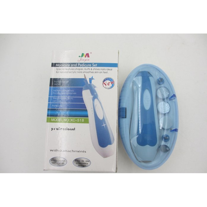 Electronic nail trimmer remove dead skin