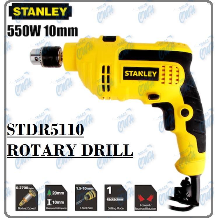 Stanley STDR5510 Drill 550W 10mm