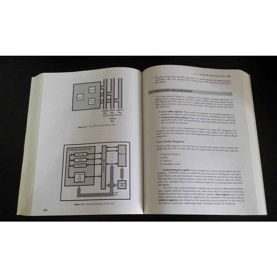 Computer Organization And Architecture 5th Edition Book