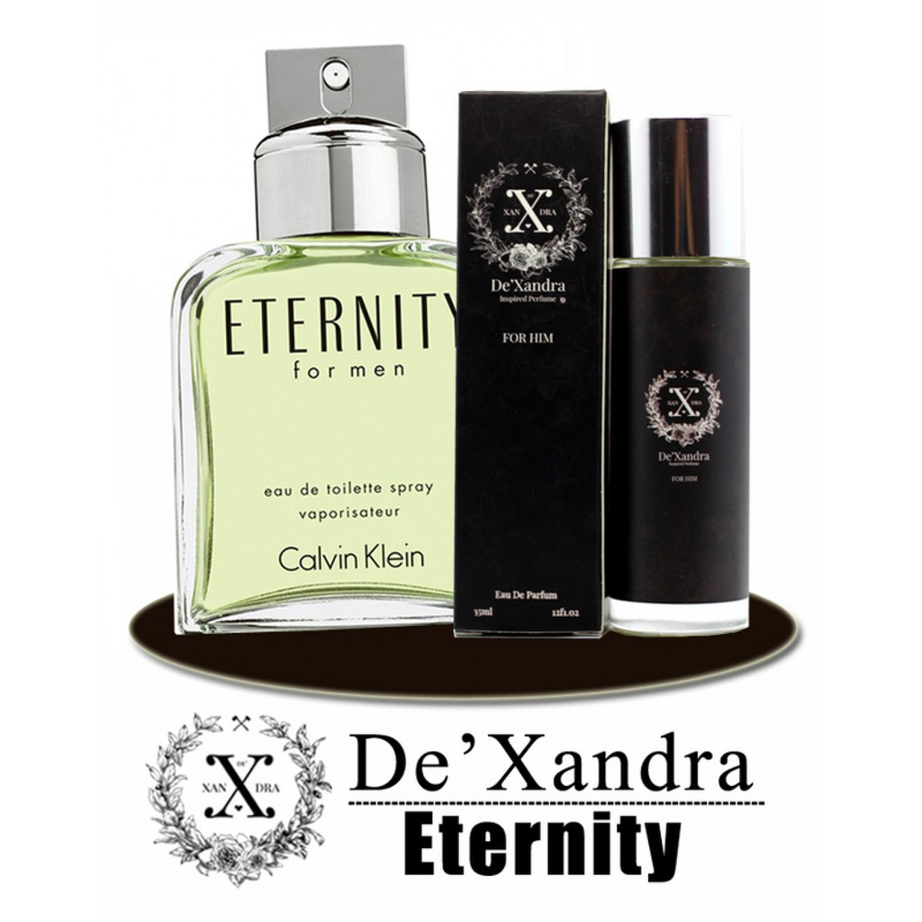 Ck Eternity For Women Eau De Parfum 100ml Shopee Malaysia