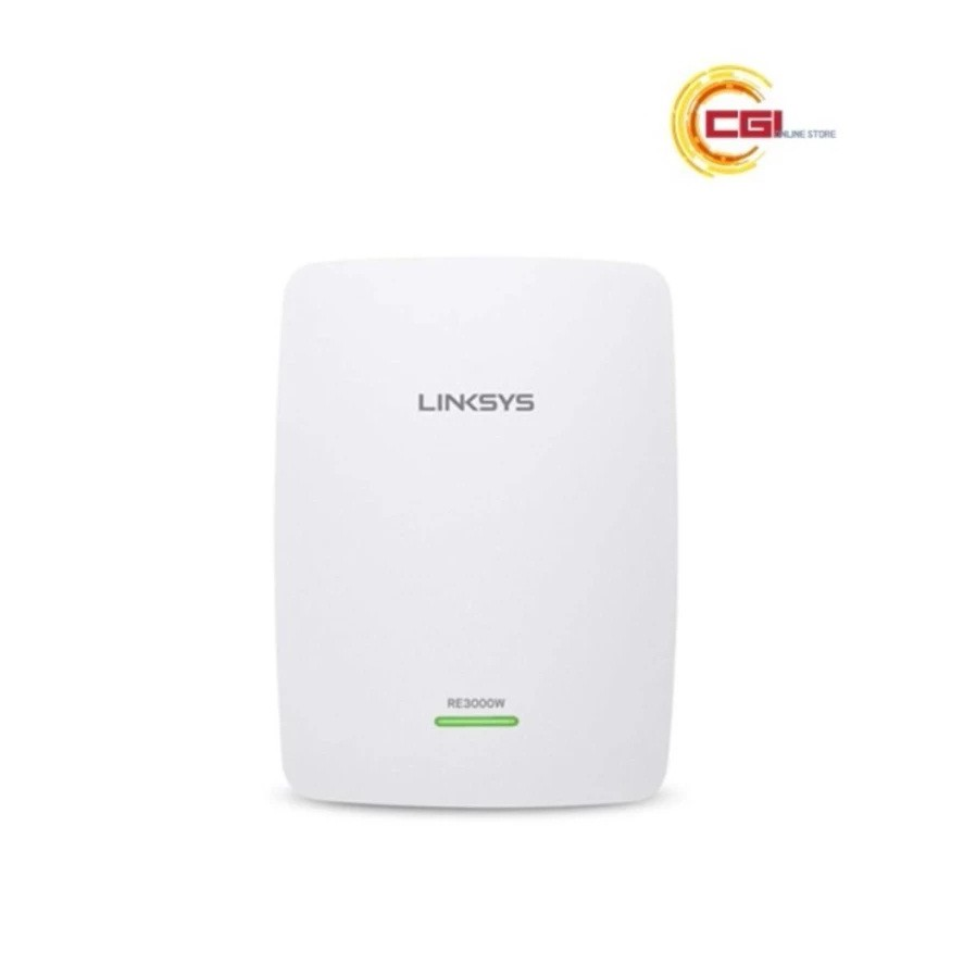 Linksys Std N300 Db N600 Range Extender Re4100w Ap Shopee Malaysia E2500 Dual Band Wireless Router
