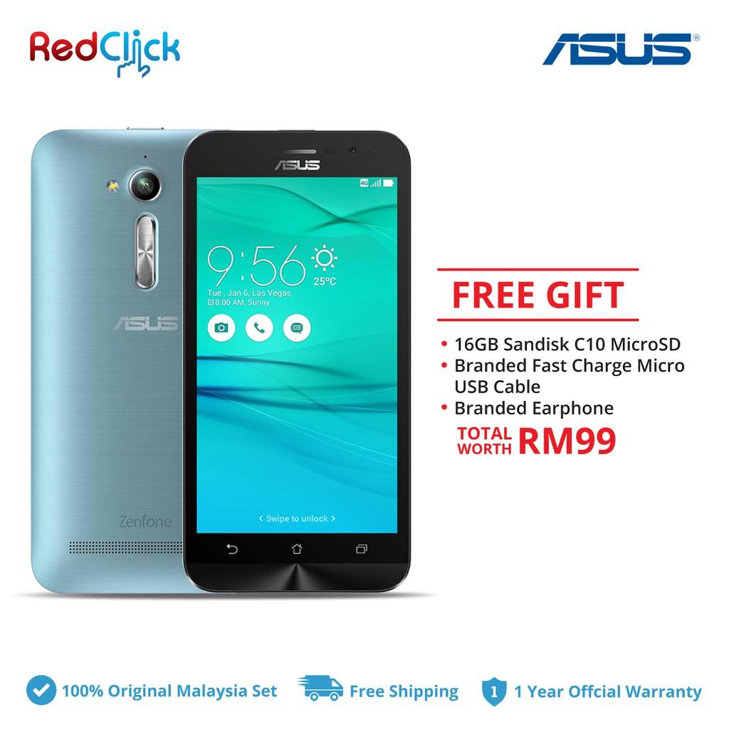 Asus Zenfone 2 Ze551ml 4gb 32gb Free Zenflash Shopee Malaysia Laser Ze601kl Smartphone 3 Zen Flash