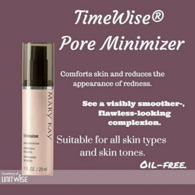 Marykay Timewise Pore Minimizer Shopee Malaysia
