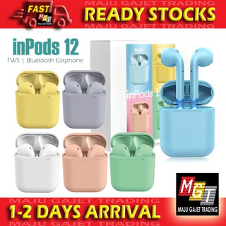 NEW I11 TWS Wireless 5 0 Bluetooth Earpods Touch Control Air Pods i10 i7  update(^-^)