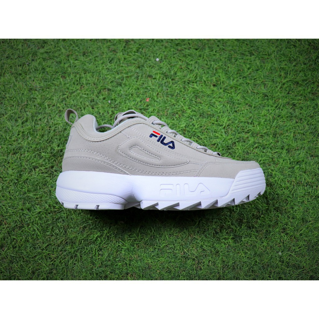 b486723f8ef7 FILA Disruptor II 100% genuine thickening leg repair wild jogging shoes in  stock