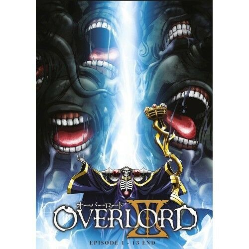 DVD OVERLORD III SEASON 3 (1-13 END)