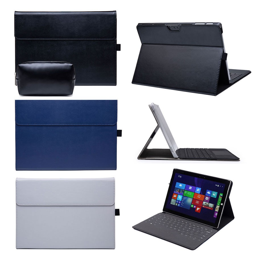 For Various Microsoft Surface 2//3//4//Book Laptop Tablet Sleeve Pouch Case Bag