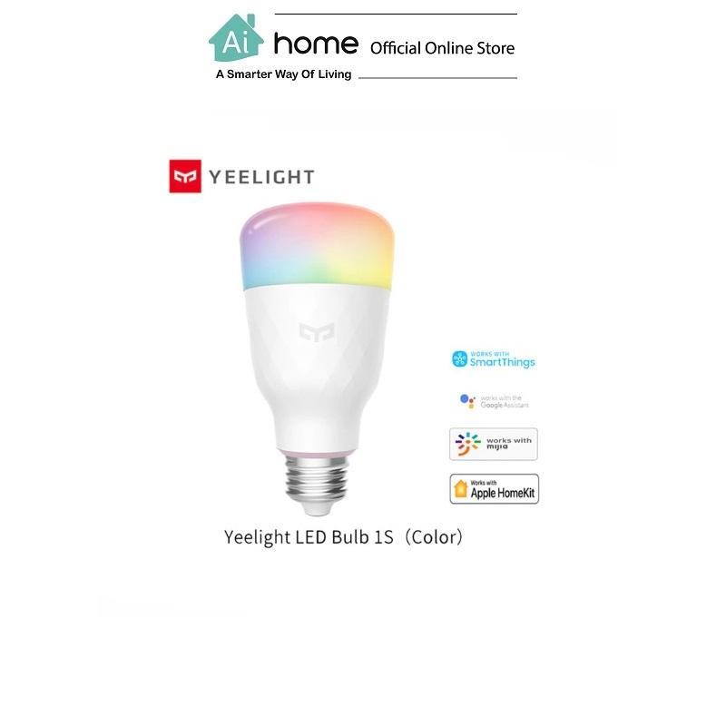 YEELIGHT [ LED Light Bulb ] 1S 16 Million Color with 1 Year Malaysia Warranty [ Ai Home ]