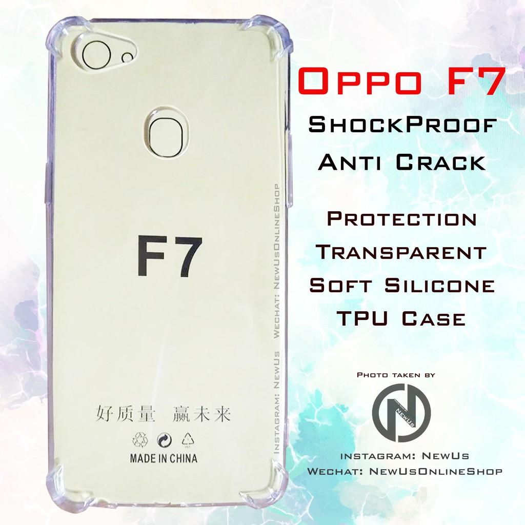 Anti Crack Soft Slicone Oppo F9 Case Shopee Malaysia Silikon Anticrack Redmi 5a Slim