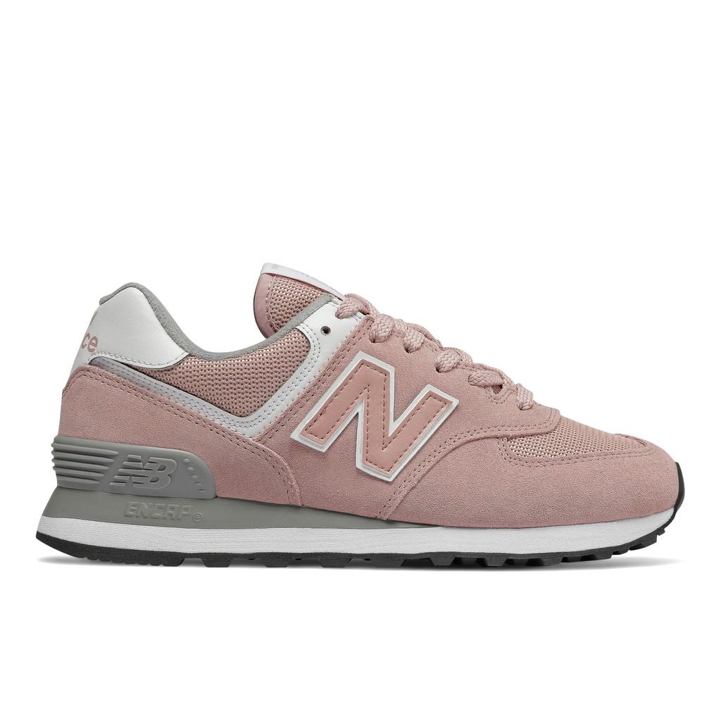 Judías verdes pala lucha  New Balance Women's Lifestyle Shoes - WL574-UNC (Pink) | Shopee Malaysia