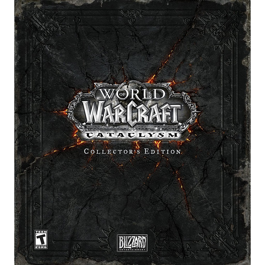 PC World of Warcraft: Cataclysm Collector\'s Edition