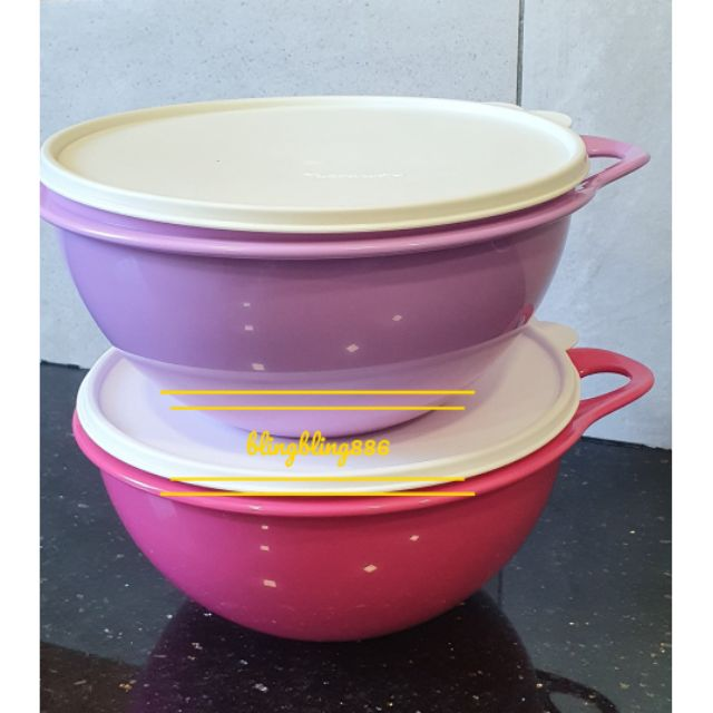 Tupperware Mexico That's A Bowl 3L [Overseas] Purple / Pink (1)