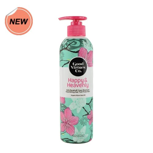 Good Virtues Co Anti-Dandruff Care Shampoo 300ml