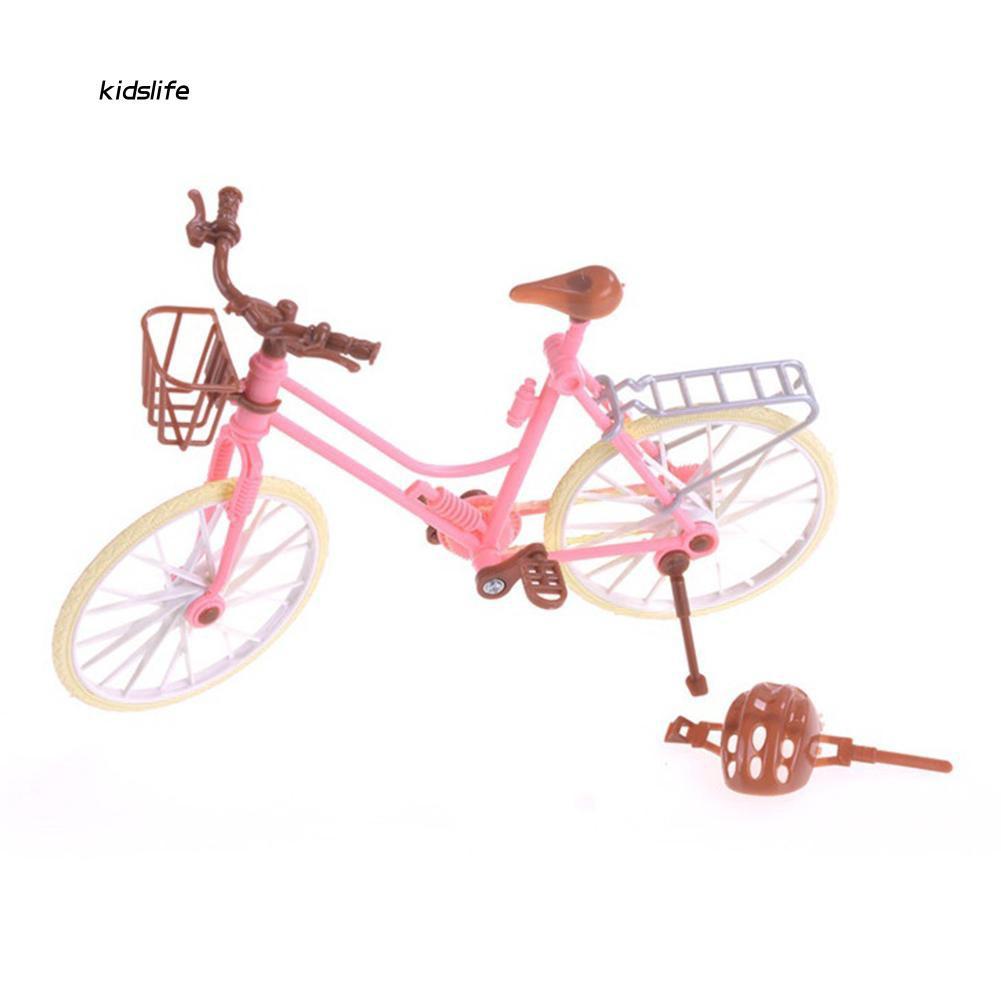 KDLF_Finger Simulation Mountain Bike Miniature Bicycle Kids Toys Creative  Game Gift