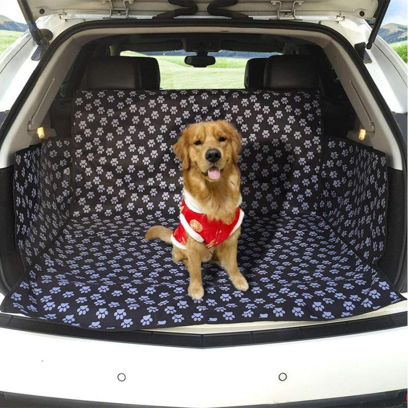 Heavy Duty Waterproof Rear Boot Liner Lip Dirt Protector Pet Mat For Seat
