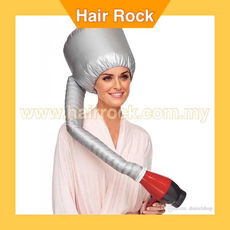 Soft Hood Hair Dryer Hair Bonnet Attachment Haircare cap