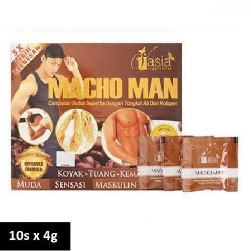 VAsia Macho Man V\'Asia (10sachets x 4g)
