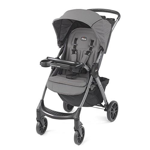 Chicco Mini Bravo Plus Lightweight Stroller, Graphite ...