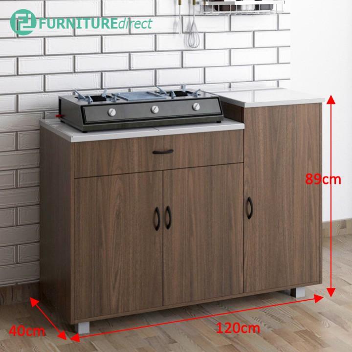 FREY 80cm Kitchen Cabinet / Rak Dapur/ kitchen cabinet/ kabinet dapur/ cabinet dapur/ kitchen kabinet/ kitchen cabinet