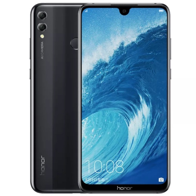 Huawei Honor 8X Max 7 12 inch Mobile Phone Android 8 1 16MP Octa Core  Smartphone