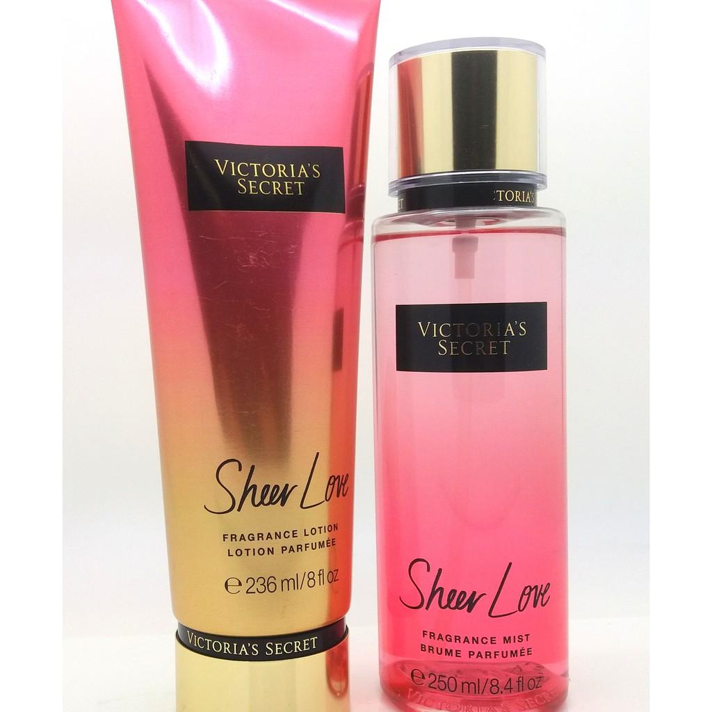 New Victorias Secret Wild Flora Collection Perfume Body Mist For