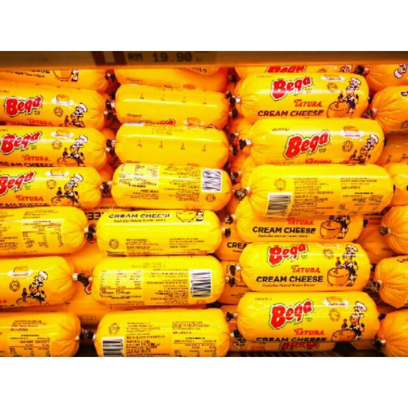 Cream Cheese Tatura Beqa 250gram X 2pcs With Ice Pack Shopee Malaysia