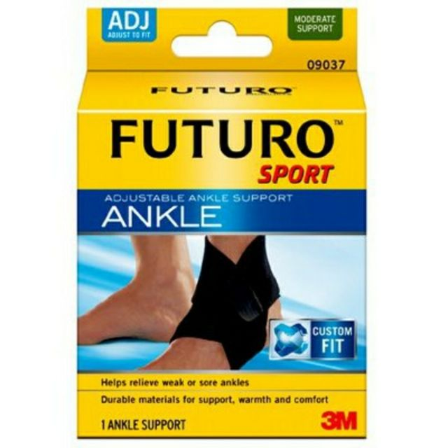 Pack Of 6 Small Futuro Ankle Brace