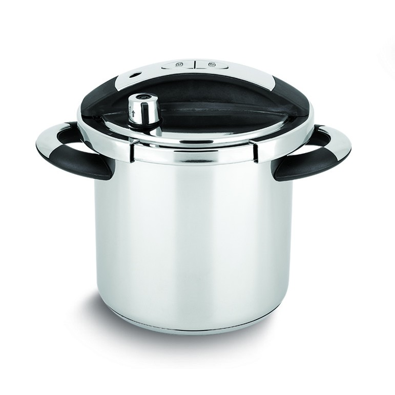 [SHOCKING SALES] Buffalo 8L Pressure Cooker + RM100 FOR BUFFALO INDUCTION COOKER