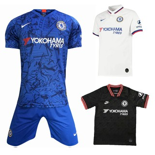 innovative design 51a82 3abd8 Top Quality Chelsea Home Away Third Stadium Shirt 2019-20 ...