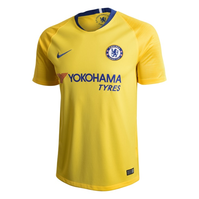 89ed35699 ProductImage. ProductImage. CHELSEA AWAY JERSEY 18/19 💯