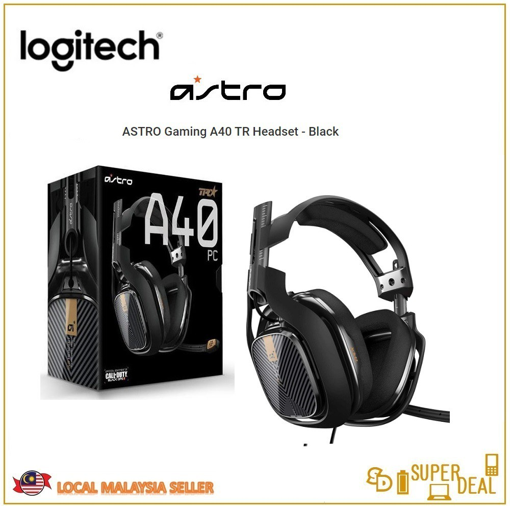 Logitech A40 (939-001750)Gaming Headset