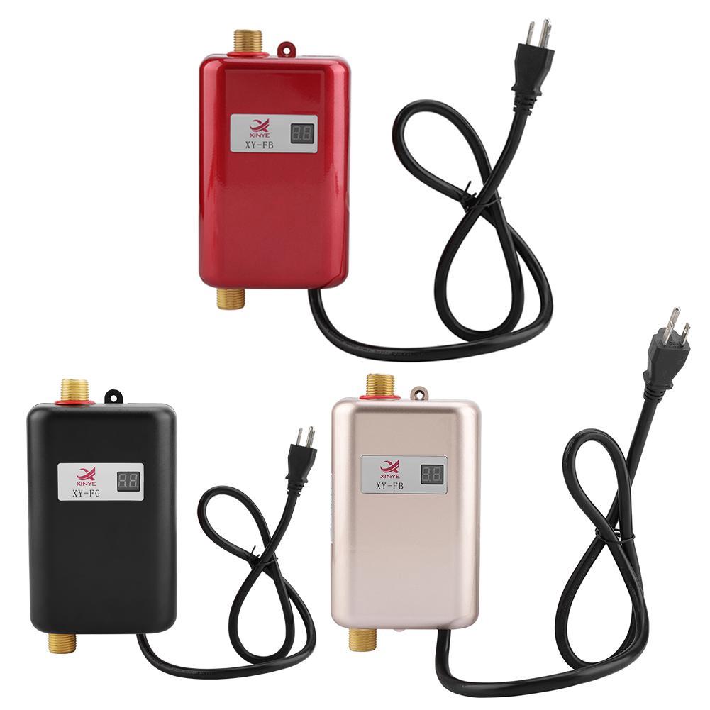 Super 110V 3000W Mini Electric Tankless Instant Water Heater Kit Shopee Wiring Digital Resources Zidurslowmaporg