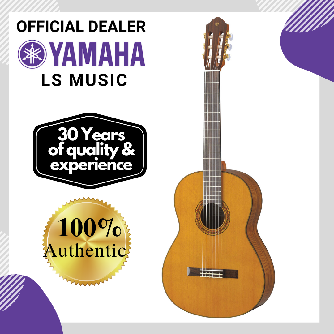 Yamaha Classical Guitar CG162C ( CG 162C / CG 162 C ) guitar acoustic accoustic guitar Music instrument Gitar