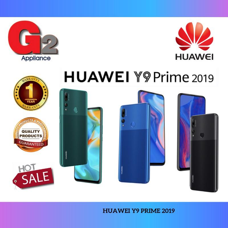 HUAWEI Y9 PRIME 4GB+128GB Large Storage (100% original)