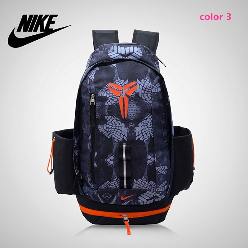 754c80ca92 Kobe Backpack Black Mamba NBA package KD nike basketball student Durant bag  co
