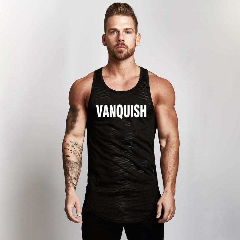 7dfd32ba Bodybuilding Fitness Tank Top Men Superman Hooded Gym Stringer Sleeveless  Hoody   Shopee Malaysia
