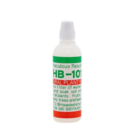 HB-101 Organic Plant Growth Vitalizer Fertilizer 6ml (JAPAN Formulated)/ Baja Organik HB-101 (Jepun Formulated)