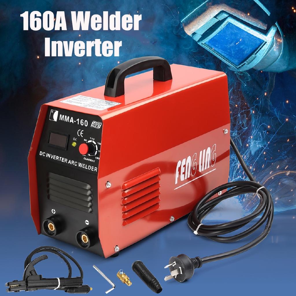 Forceful 1xhandheld Mini Mma Electric Welder 220v Power Inverter Arc Welding Machine Tool Tig Welders